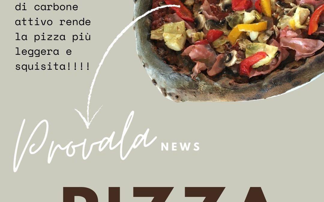 Nuovo impasto pizza!